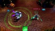 DJ Sona ULTIMATE SKIN Spotlight Gameplay - League of Legends / LoL PBE