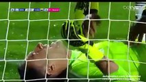 Incroyable parade d'Ospina face à Messi (Argentine v. Colombie 2015)