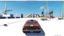 Next Car Game tech demo (Montage)