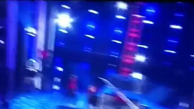 Guy almost dies on Americas Got Talent!