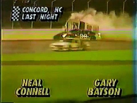 1992 Gary Batson Fatal Crash at Charlotte (New Angles)