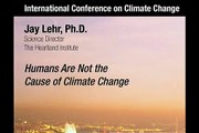 Jay Lehr: Humans are not the cause of Global Warming