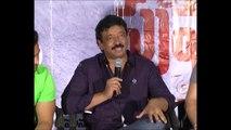 Ram Gopal VarmaTalks at Mogali Puvvu trailer launch