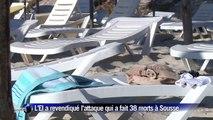 Tunisie: après l'attentat, des milliers de touristes évacués
