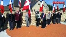 Saint-Agathon (22). Des Canadiens sur les lieux du crash de leur aïeul en 1942