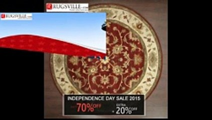 Area Rugs Discount Sale on Independence Day 2015 70% + 20% OFF