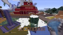 Minecraft FR sur Xbox One ( serveur perso Naruto/Pokemon)