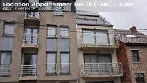 A louer - Appartement - TUBIZE (1480) - 60m²