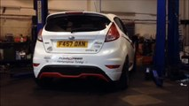 Ford Fiesta 1.0 Ecoboost Decat Res VS Non Res