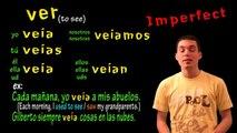 02 Spanish Lesson - Imperfect - Irregulars - ir, ser, ver