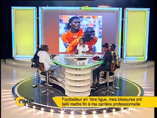 C'Midi de RTI 1 du 26 juin 2015 avec Caroline Dasylva partie 1