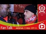 Arsenal FC 2 Hull City 0 - Szczesny Is Like Buffon says Italian Gooner