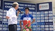 Championnats de France de cyclisme : la victoire de Clément Mary chez les amateurs
