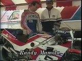 Kenny Roberts VS Randy Mamola  Battle Heat1