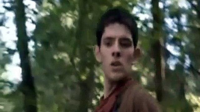 "Merlin: Merlin&Gwaine ""Hello Gwaine"""