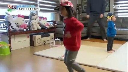 Oh My Baby 20150307 Ep54 泰吳麵粉糊臉秒變小鬼 Part 1