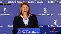 Cospedal Saquear a Castilla La Mancha