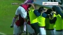 Cerro Porteño 3 vs Lanus 1 - Resumen - Copa Libertadores 2014 - 26/Febrero/2014