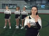 Basic Cheerleading Stunting : Cheerleading Moves from a Prep Position