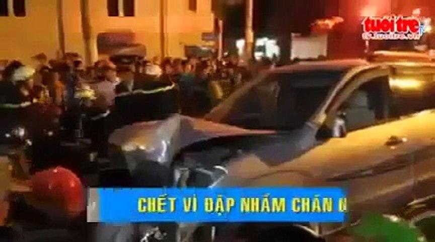 Chet vi dap nham chan ga Hot Clip vui hay 2014 tong hop hai huoc thu gian   Godialy.com