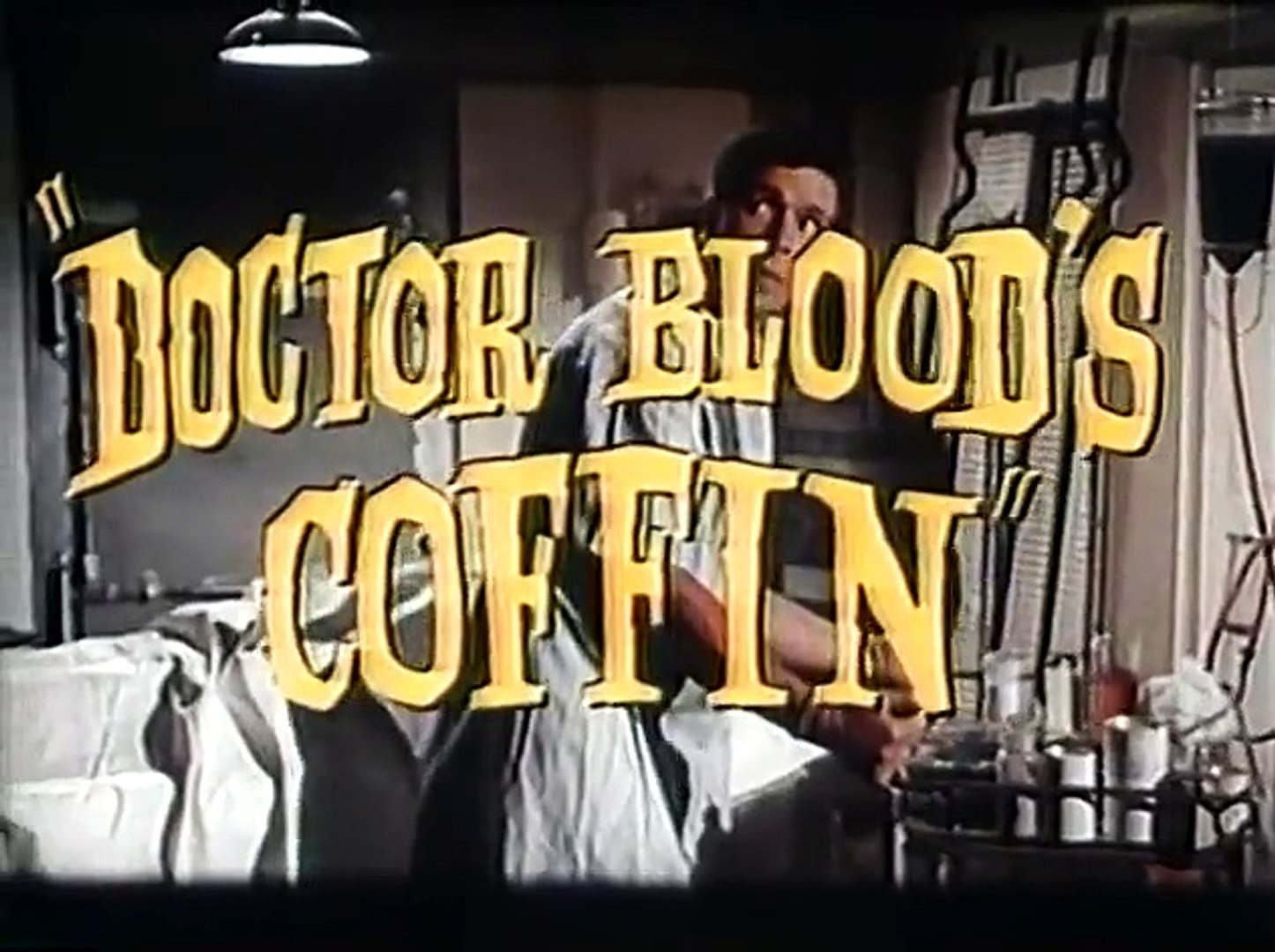 Doctor Blood's Coffin (1961) (Trailer)