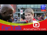 Arsenal FC 4 Norwich City 1 - Young Gunner Happy With Win - ArsenalFanTV.com