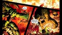 Hulk Vs Devil Hulk(Brian Banner) From Chaos War:Incredible Hulks#620