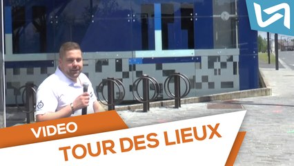 Qualif ESWC.fr : Tour des lieux