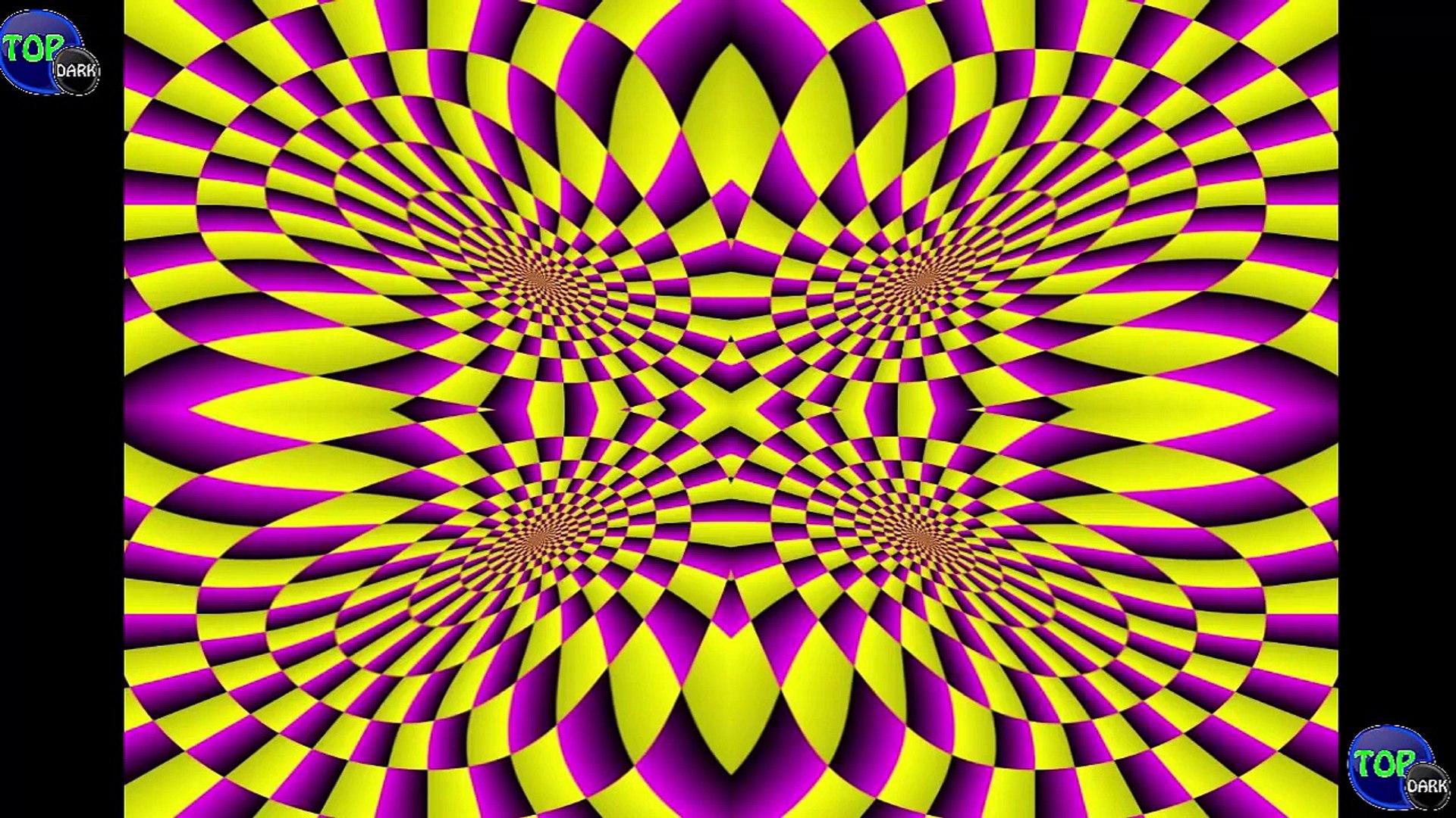 Top 10 Ilusiones Ópticas Más Sorprendentes