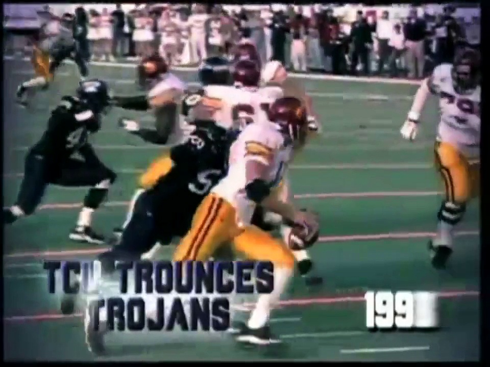 TCU Football Highlights 2012