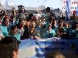 Gualeguaychú de Pié diciendo No a las Papeleras