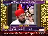 Husn-e-Ramazan 9th Day Iftar Transmission - 27 June 2015