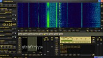 NATO  Psychological Operations (PsyOps) transmission, Libya, 10125 kHz, USB, June 26, 2011, 1400 UTC