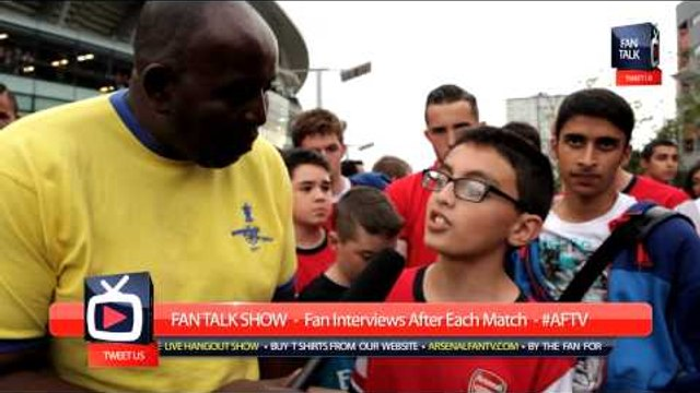 Arsenal FC 1 Spurs 0 - We took it to Spurs Overrated Players - FanTalk - ArsenalFanTV.com