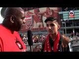 Arsenal FanTalk 8 - Arsenal Emirates Cup - ArsenalFanTV.com