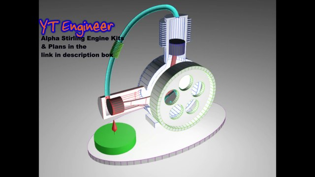 Stirling Engines How They Work Full Hd Video Dailymotion
