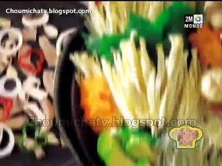 Choumicha - Recette Ramadan : Lil matbakhi Noujoum Pâtisserie Marocaine