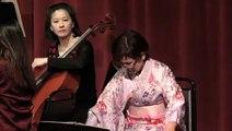 Carpe Diem String Quartet - Sakura - trad. Japanese folk song - with Sakura Koto Group