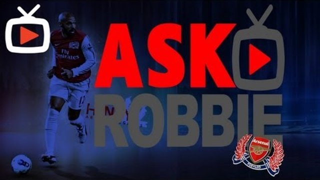 Ask Robbie - Episode 1, Robbie from The Aftermath show Q&A. ArsenalFanTV.com New Show about Arsenal