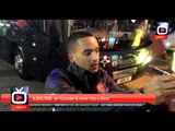 Theo Walcott & Bacary Sagna With The Fans After The Match Arsenal 1 Sunderland 0 - ArsenalFanTV.com
