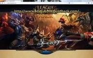 League of Legends Hack RP IP EXP Generator League of Legends Cheat RP Generator Update May 2