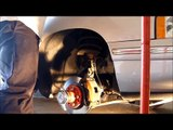 How to install plug n play airbag suspension kit? Air ride suspension installed on caddy