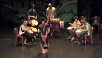 Percussions africaine MAWELA AFRIQU'EN DANSE 64