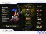 Mario Kart Wii - Personajes, Karts y Motos desbloqueados