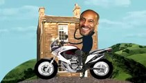 'Motorbike Diaries: Mad in the Med' Extreme Sports Promo