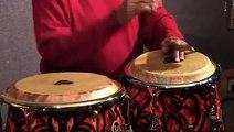 Armando Peraza solos on congas and bongos