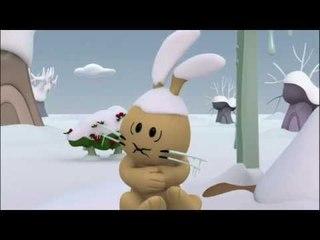 Musti 3D - Conejo de Nieve