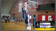 Learn How To Dunk A Basketball With Vert Shock For Vertical Jump and Leaping High Slam Dunk With VertShock