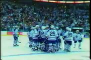 Gary Roberts scores in triple overtime to beat the Senators - 2002 playoffs