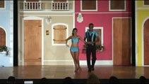 Jose y Claudia congreso de la salsa de puerto rico